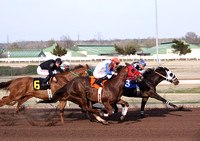 (QH) Claiming race 2- 3-27-15