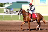 Remington Park - (MX) Futurity Trial - 350 yards- race 4 -9770