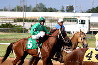 Race 4 Claiming. 6.5 furlongs. July 14, 2013